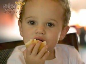 قائمة طعام صحية للاطفال من عمر سنة الى 3 سنوات