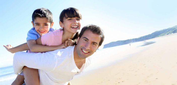 نصائح تساعد في تقوية علاقة الاب بالابناء
