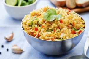 وصفات ارز منوعة من بواقي الارز للشيف سالي فؤاد