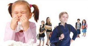 مرض معدي للأطفال في المدرسة وطرق الوقاية منه