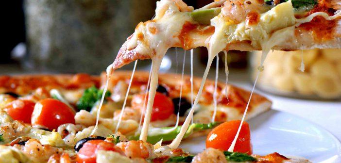 أسرع طريقة عمل بيتزا بالخلاط