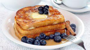 أسرع وجبة أفطار بالصور فرنش توست