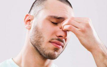 التهاب الانف أعراضه وطرق علاجه