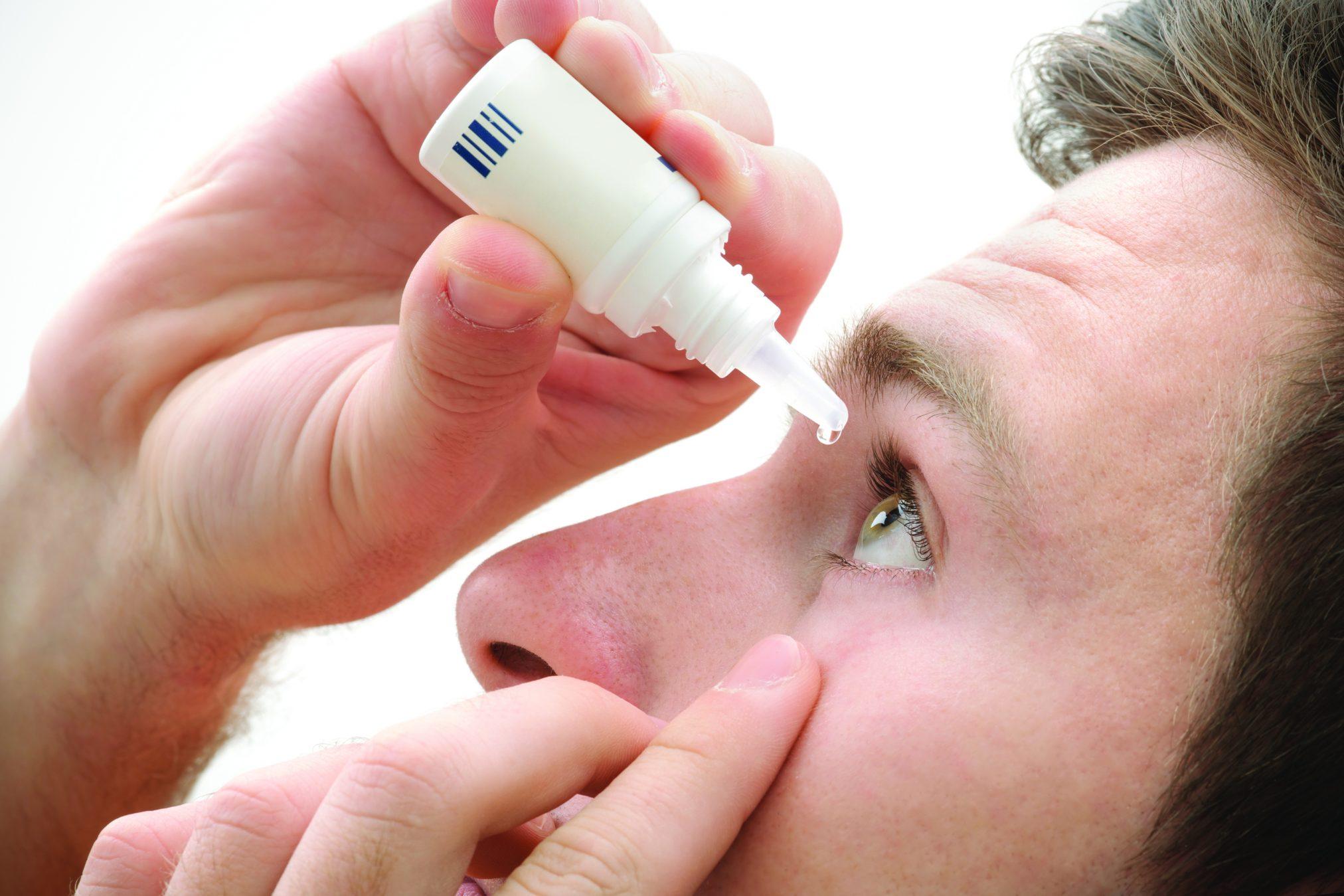 علاج جفاف العين بطرق طبيعية