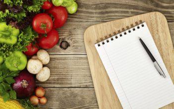 جدول اكلات متنوعة علشان حيرة كل يوم