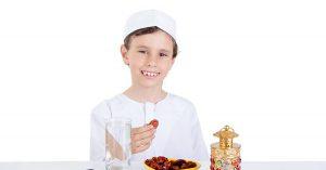 اكلات مفيدة للاطفال في شهر رمضان المبارك