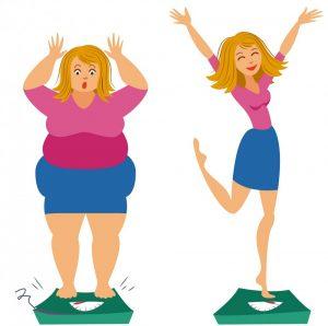 رجيم للمرضعات لخسارة الوزن بطريقة صحية