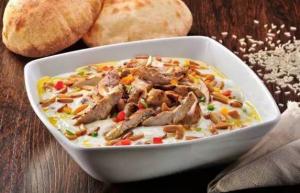 طريقة عمل فتة الشاورما الدجاج للشيف سالي فؤاد
