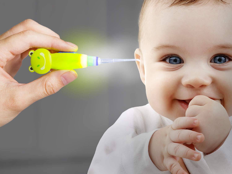 أسباب زيادة شمع الاذن عند الاطفال وطرق علاجها