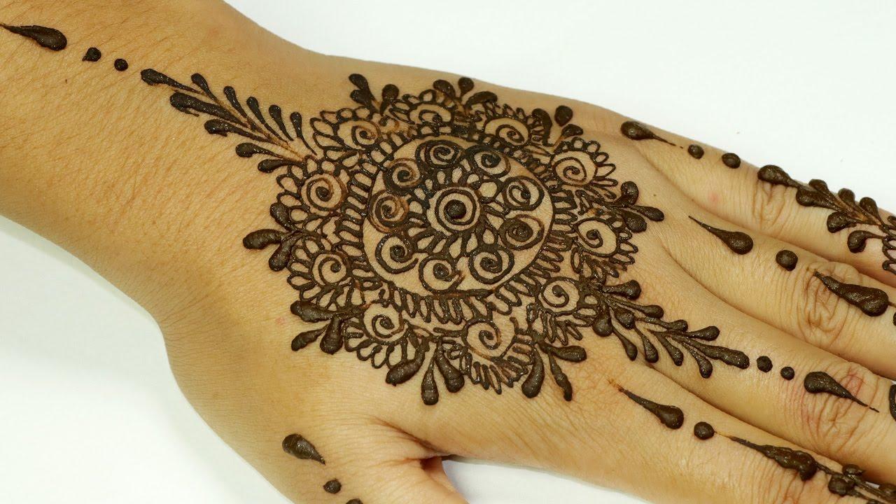 Photo of ازالة نقوش الحنة على اليد بطرق طبيعية