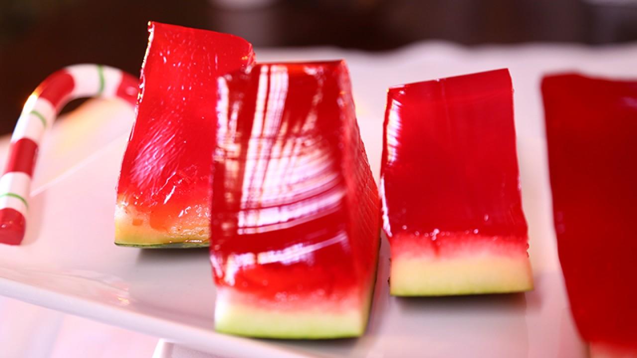 Photo of جيلي البطيخ اللذيذ مع فوائد البطيخ المدهشة