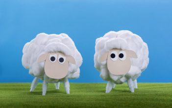 خروف العيد للأطفال نشاط وأفكار بالصور تفرحهم بالعيد