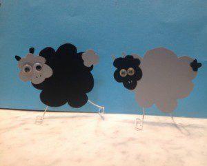 خـروف العيد للأطفال نشاط وأفكار بالصور تفرحهم بالعيد