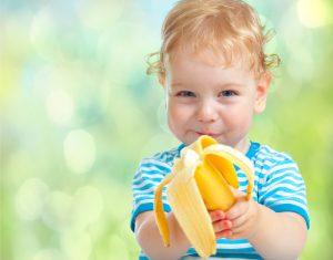 طريقة عمل كيكة الموز الباردة للأطفال بالصور