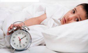 أضرار قلة النوم عند الاطفال