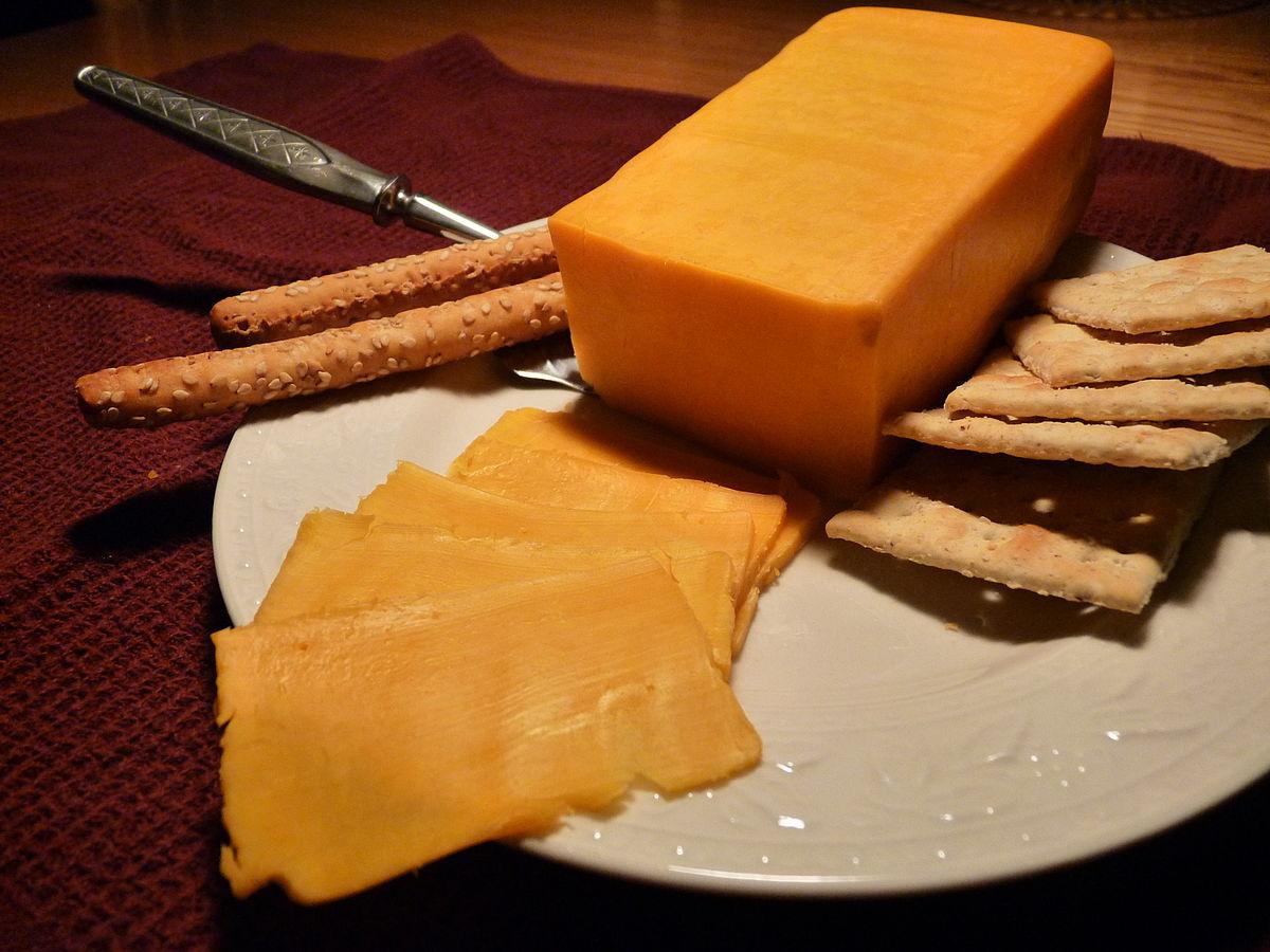 Photo of طريقة عمل الجبنة الشيدر للشيف نجلاء الشرشابي