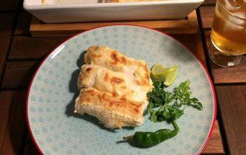 طريقة عمل صينية التوست بالتونة و المايونيز و الخضروات