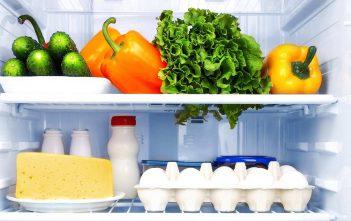 الثلاجة تفقد بعض الأطعمة القيمة الغذائية