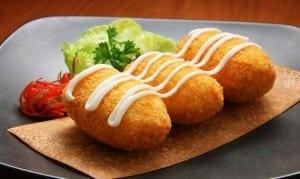 كروكيت البطاطس بحشوات مختلفة رووعة
