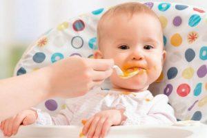 اكلات للاطفال الرضع بعد 6 شهور
