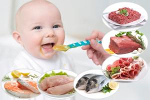 النظام الغذائي لعمر ما بعد السنة للدكتورة ماجدة مطيع