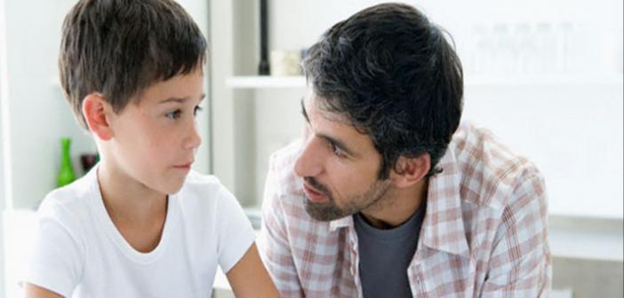 كيفية تأديب طفلك دون نقد