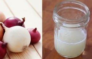 وصفات من البصل للشعر مع فوائد البصل المدهشة للشعرد