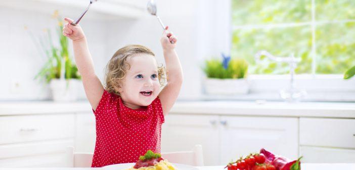 وجبات للأطفال من عمر سنة حتى سنتين