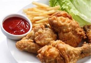 طريقة عمل الدجاج البروستد المقرمش