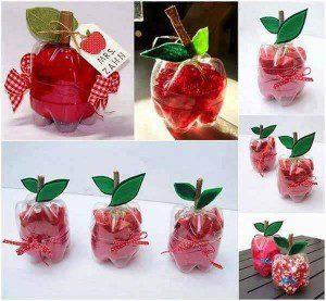 أفكار جميلة لطفلك لـ اعاده تدوير الزجاجات البلاستيك