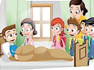 قصة العيد تعلم الأطفال أن زيارة المريض واجب