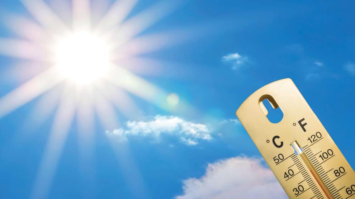 تأثير ارتفاع درجة الحرارة في الجو على الرضع والأطفال وكيفية حمايتهم