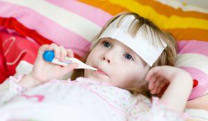 هل ضروري ارتفاع الحرارة عند الاطفال بعد التطعيم؟
