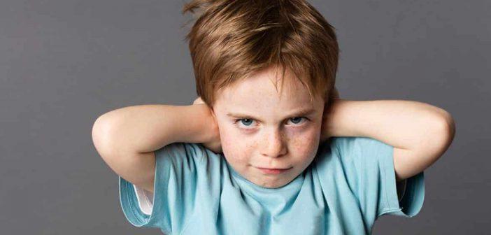 كيفية التعامل مع الطفل الذي يقول لا