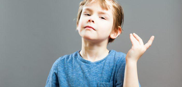 كيفية التعامل مع الطفل المغرور