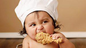 متي يتناول الاطفال الرضع اللحوم بأنواعها؟