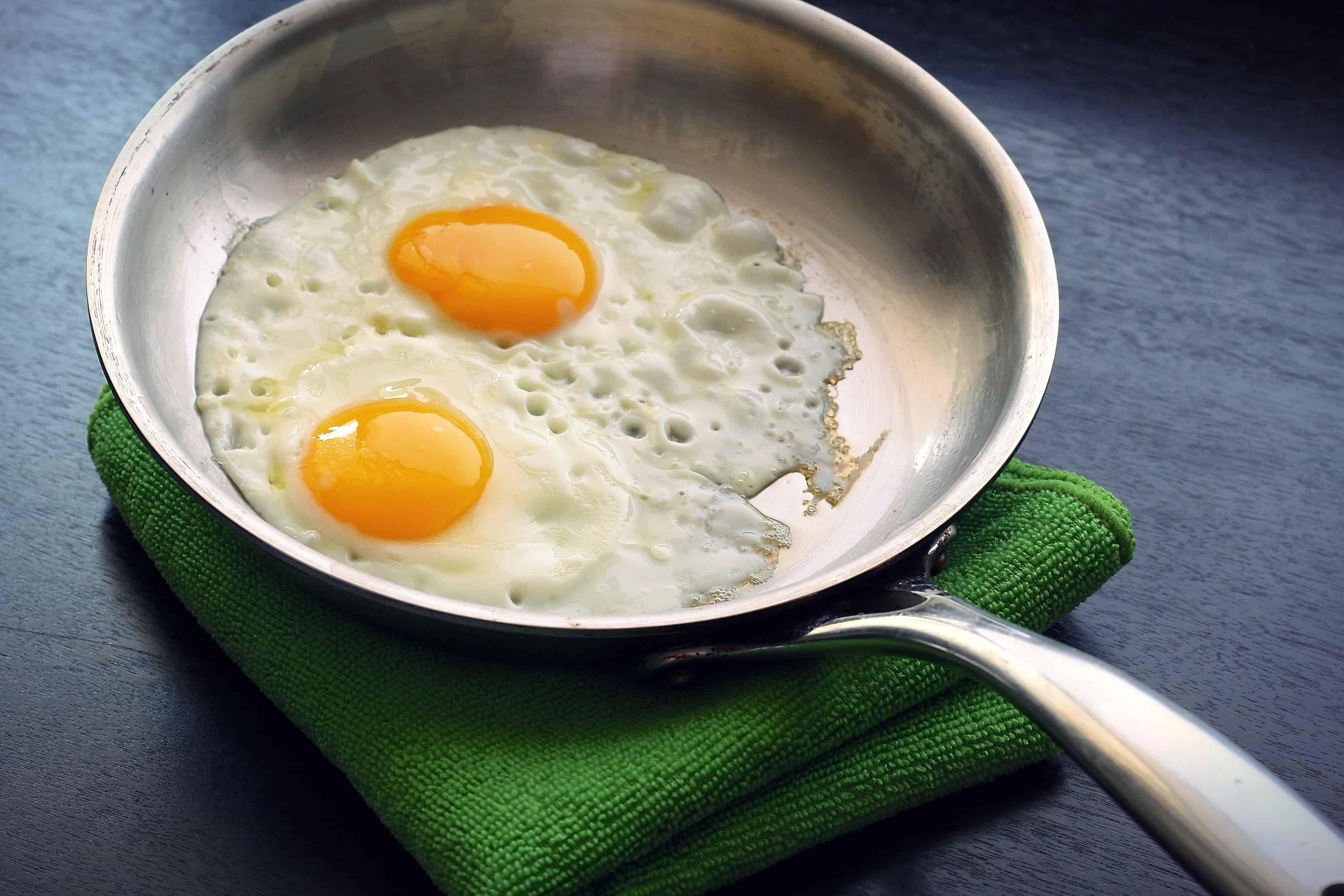 بعد شائعة البيض الصيني .. نصائح لشراء البيض الأصلي