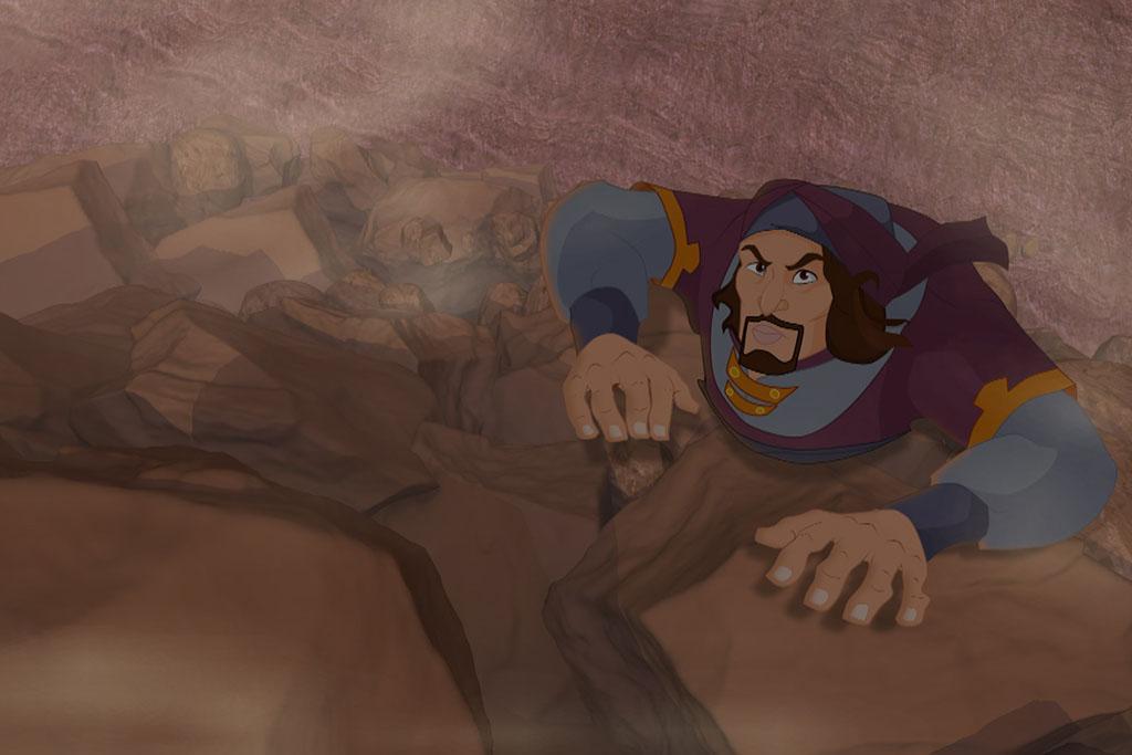 Photo of قصة الثلاثة الذين انطبقت عليهم الصخرة بالغار