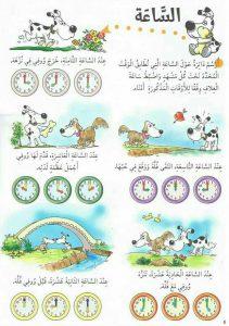 تعليم الساعة للاطفال بأفكار وقصص مفيدة