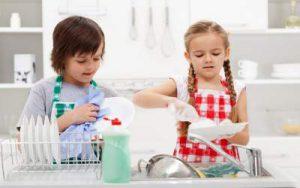 تقدري تنجزي شغل البيت في وجود طفل رضيع بكل سهولة
