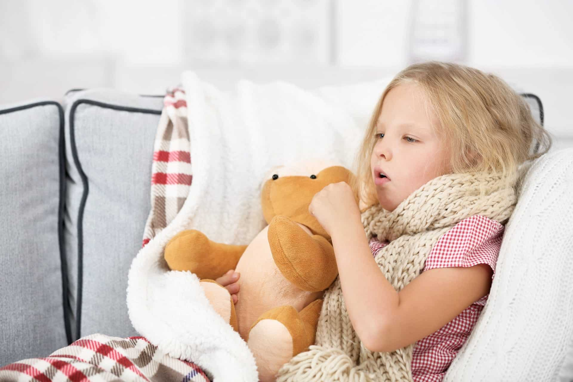 علاج الكحة عند الاطفال والرضع بطرق طبيعية وطرق طبية صحة الطفل فورنونو