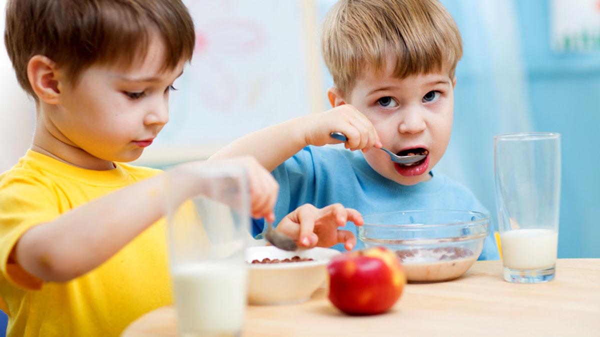 Photo of فطور صحي للاطفال قبل الذهاب للمدرسة