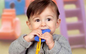 اعراض مرضية شائعة في الاطفال والرضع بعامهم الأول