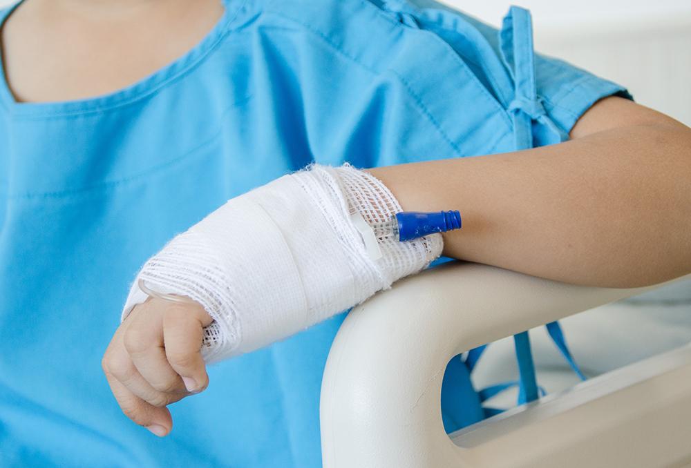 الحروق عند الاطفال بالسوائل الساخنة وكيفية علاجها