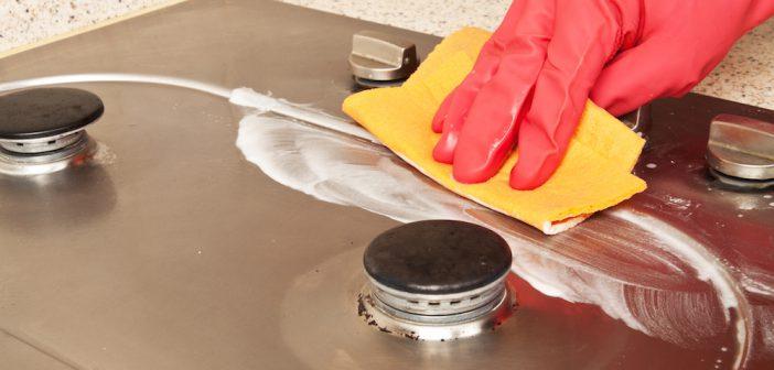 تنظيف الكاتل من الصدأ وعيون البوتجاز المسدودة بسهولة