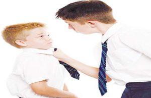 طفلي يتعرض للضرب بالمدرسة ماذا أفعل؟ وهل أتدخل أم أتركه يتصرف؟