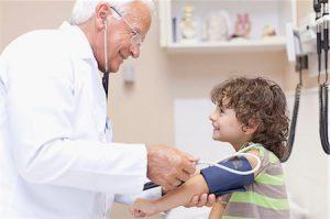 علاج ارتفاع ضغط الدم عند الأطفال