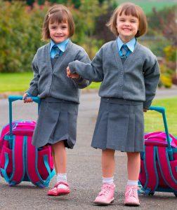 فصل التوأم في المدرسة