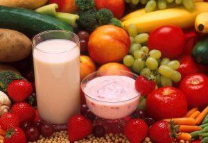 نظام غذائي صحي للمرضعات
