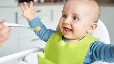 Photo of غذاء الطفل في الشهر السادس إلى الثامن مرحلة ثانية